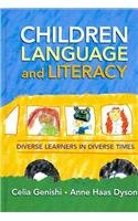 Children, Language, and Literacy: Diverse Learners in Diverse Times 9780807749753