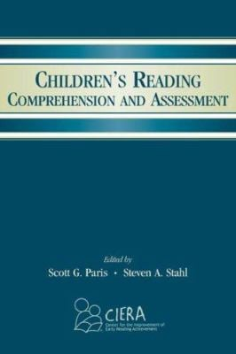 Children's Reading Comprehension and Assessment 9780805846560
