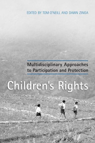 Children's Rights: Multidisciplinary Approaches to Participation and Protection 9780802095404
