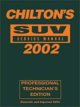Chilton's SUV Service Manual 9780801993558