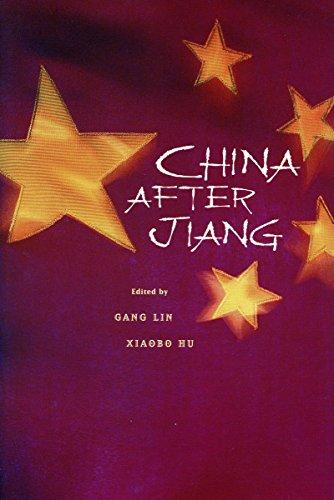 China After Jiang 9780804749183