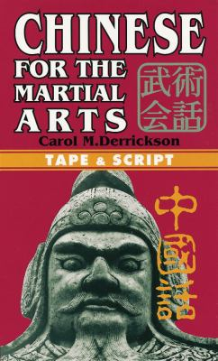 Chinese for Martial Arts with Cassette 9780804820448