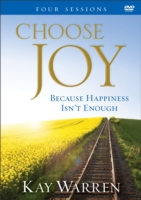 Choose Joy: Because Happiness Isn't Enough: Four Sessions 9780800721961