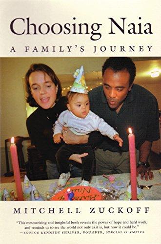 Choosing Naia: A Family's Journey 9780807028179