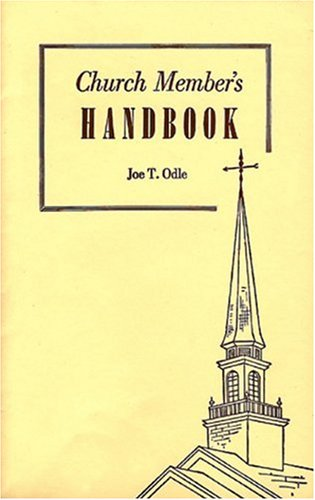 Church Members Handbook 9780805494013