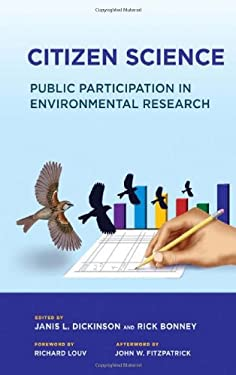 Citizen Science: Public Participation in Environmental Research 9780801449116