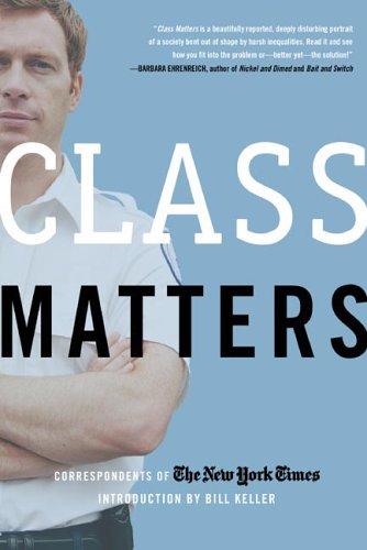 Class Matters 9780805080551