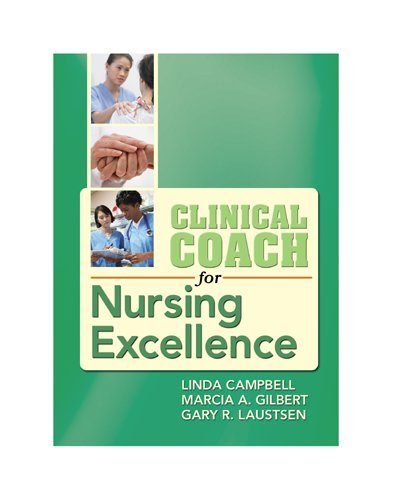 Clinical Coach for Nursing Excellence 9780803621862