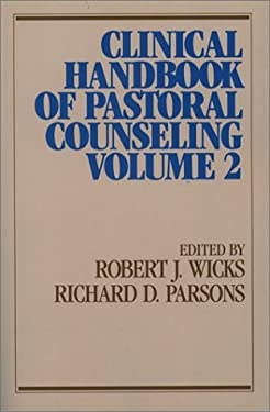 Clinical Handbook of Pastoral Counseling 9780809133253