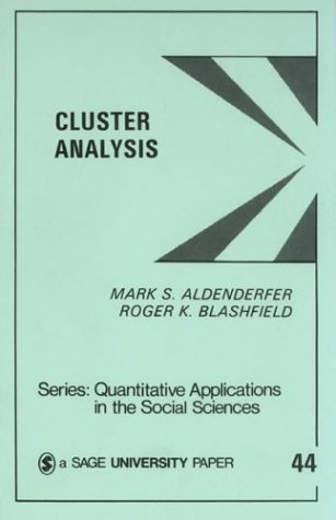 Cluster Analysis 9780803923768