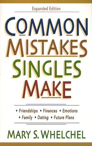 Common Mistakes Singles Make, Exp. Ed. 9780800757113