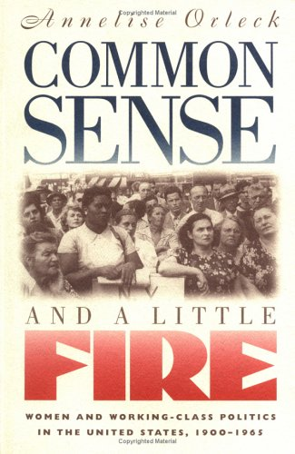 Common Sense and a Little Fire: Women and Working-Class Politics in the United States, 1900-1965 9780807845110
