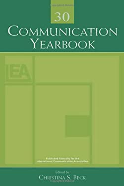 Communication Yearbook 30 9780805860153