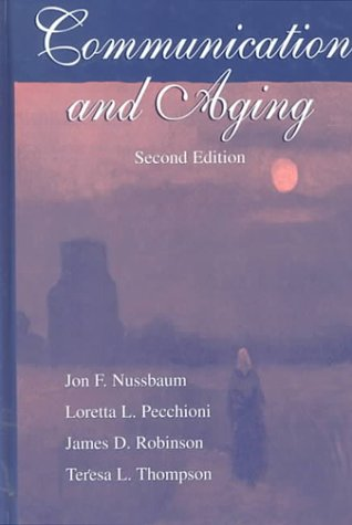 Communication and Aging 2nd Ed CL 9780805833317