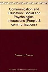 Communication and Education: Social and Psychological Interactions 3265469