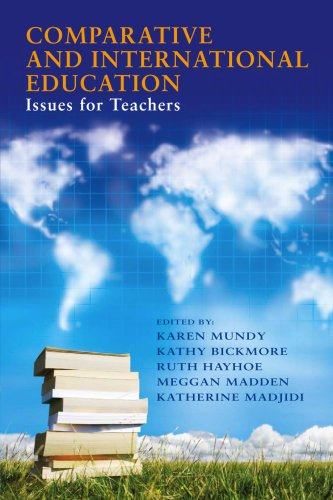 Comparative and International Education: Issues for Teachers 9780807748817