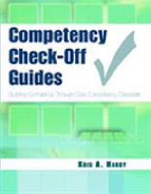 Competency Check-Off Guides: Building Confidence Through Core Competency Checklists 9780803614680