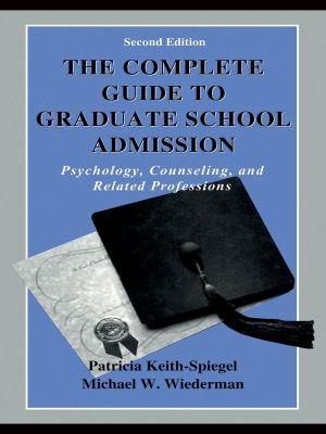Complete Guide Grad.Sch.Adm.2nd CL