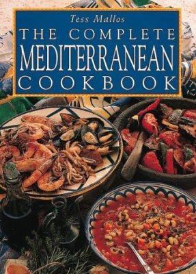 Complete Mediterranean Cookbook 9780804830904