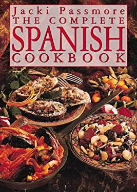 Complete Spanish Cookbook 9780804818230