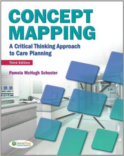 Concept Mapping: A Critical-Thinking Approach to Care Planning 9780803627437