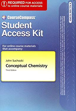 Conceptual Chemistry Student Access Kit 9780805301731