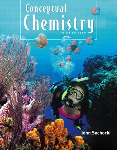 Conceptual Chemistry [With DVD] 9780805382211