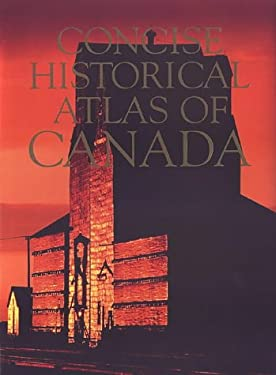 Concise Historical Atlas of CA 9780802042033