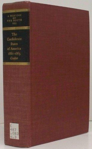Confederate States of America, 1861-1865