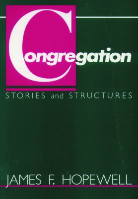 Congregation Stories and Structures 9780800619565