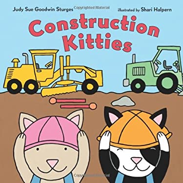 Construction Kitties 9780805091052