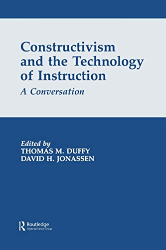 Constructivism&tech.Instruction PR 9780805812725