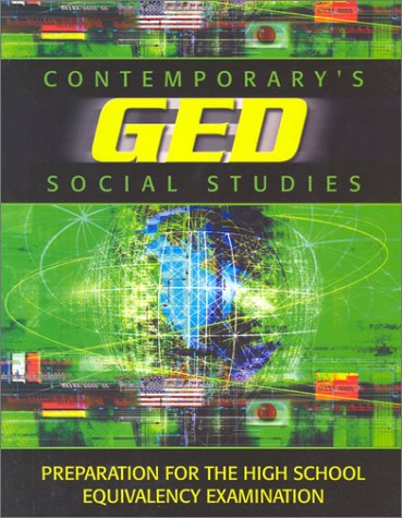 Contemporary's GED: Social Studies 9780809222292