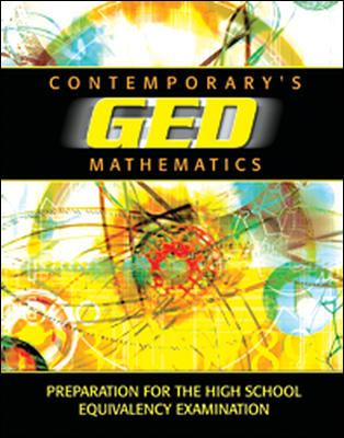 Contemporary's GED Mathematics 9780809222322