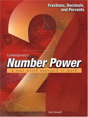Contemporary's Number Power: Fractions, Decimals, and Percents 9780809223770