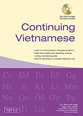 Continuing Vietnamese [With MP3] 9780804839754