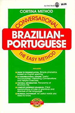 Conversational Brazilian-Portuguese: The Easy Method 9780805015034