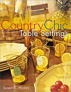 Country Chic Table Settings 9780806968759