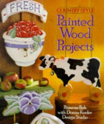 Country-Style Painted Wood Projects 9780806931517