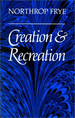 Creation and Recreation 9780802064226