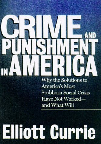 Crime and Punishment in America 9780805060164
