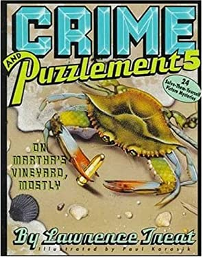 Crime and Puzzlement 5 9780805015935