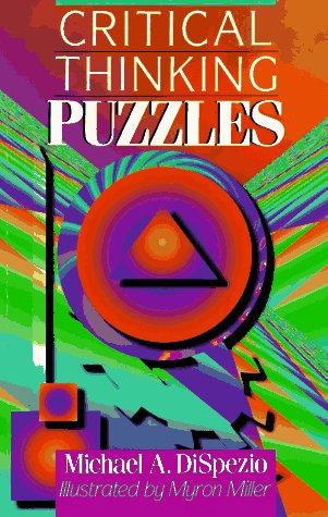 Critical Thinking Puzzles 9780806994307