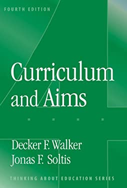 Curriculum and Aims 9780807744956