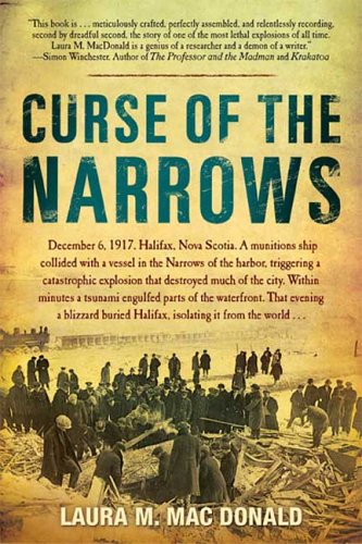 Curse of the Narrows 9780802715104