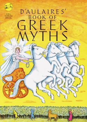 D'Aulaire's Book of Greek Myths 9780808580065