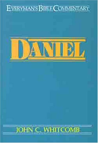 Daniel- Everyman's Bible Commentary 9780802420671