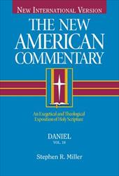 The New American Commentary Volume 18 - Daniel 3293981