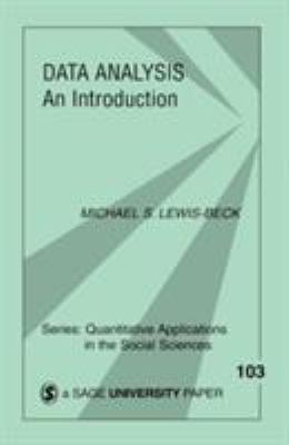 Data Analysis: An Introduction 9780803957725