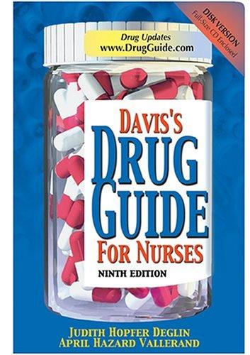drug book for nurses pdf